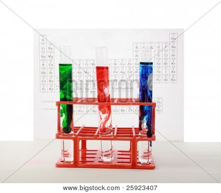 research laboratory equiptment with