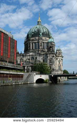 Berliner Dom or the Berlin Cathedral in Berlin, Germany