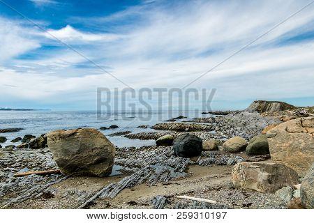 South Side Of Broom Point, Gros, Morne, Newfoundland, Canada