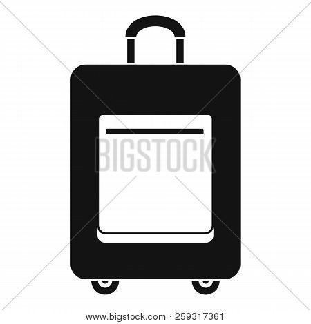 Trip Bag Icon. Simple Illustration Of Trip Bag Icon For Web Design Isolated On White Background