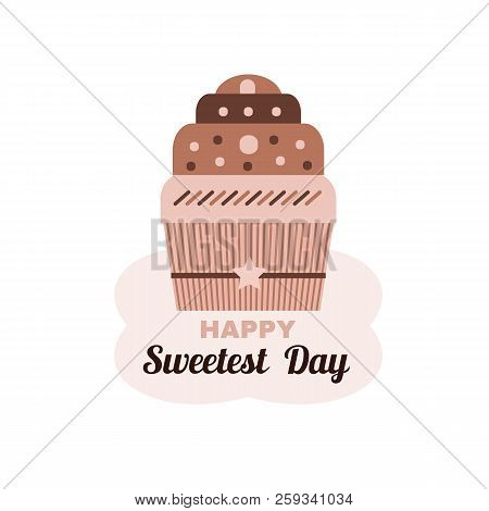 Happy Sweetest Day Vector Photo Free Trial Bigstock
