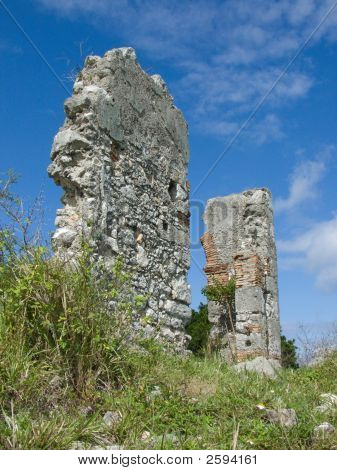 Old Building Ruins