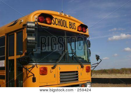 School Bus Front2