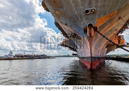 Decommissioned Navy Ships, Sometimes Called The