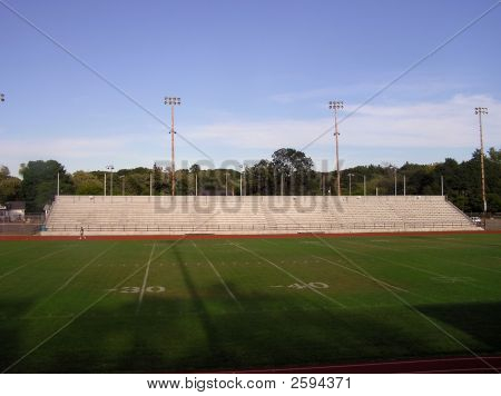 Wide Bleachers