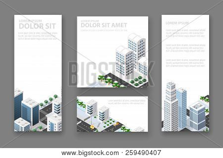 Set Business Card Template. For Real Estate