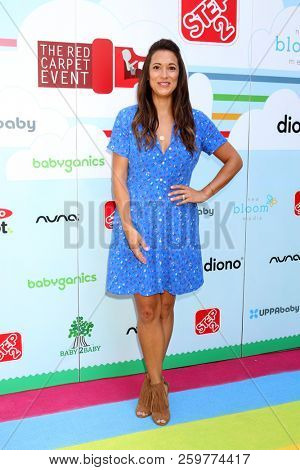 LOS ANGELES - SEP 22:  Angelique Cabral at the 7th Annual Celebrity Red CARpet Event at the Sony Studio on September 22, 2018 in Culver City, CA
