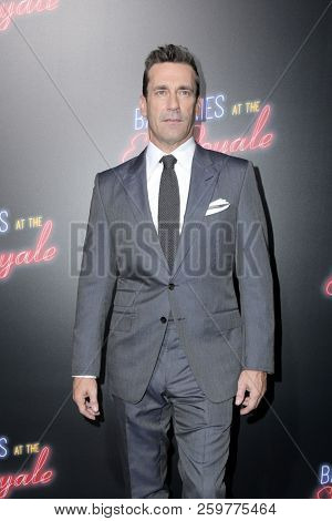 LOS ANGELES - SEP 22:  Jon Hamm at the