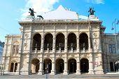 Vienna's State Opera House , Vienna, Austria poster