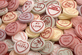 Liebe Herz Candy