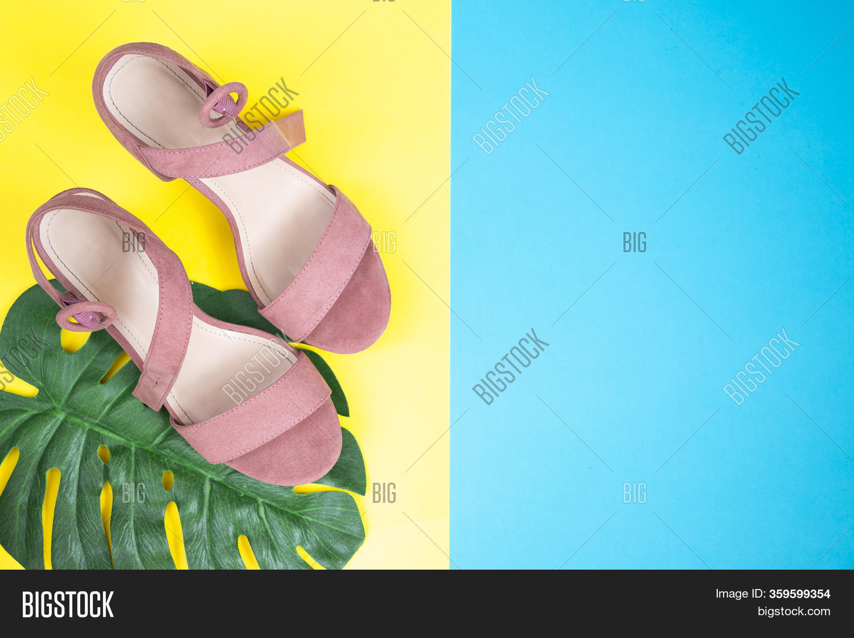 Women's Pink Summer Image \u0026 Photo (Free