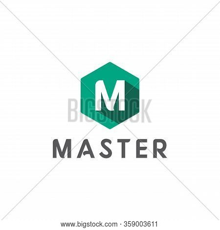 M Master Logo And Templates And Abstract