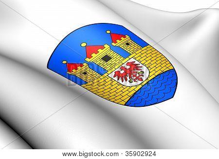 Strasburg Coat Of Arms, Germany.