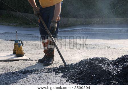 Man At Work