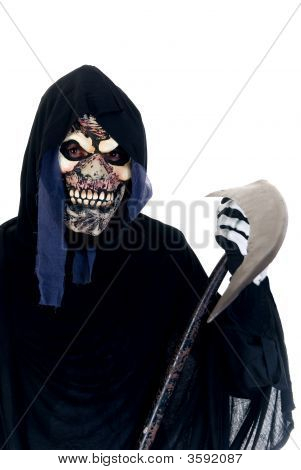 Halloween, Grim Reaper