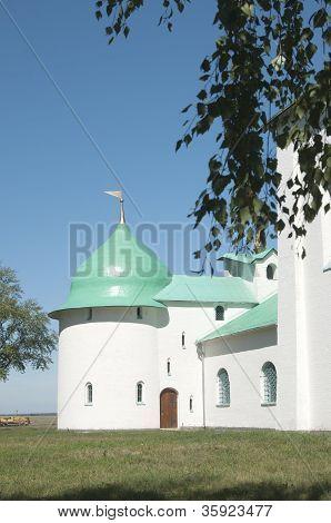 Sergiy Radonezhskiy Church On Kulikovo Field