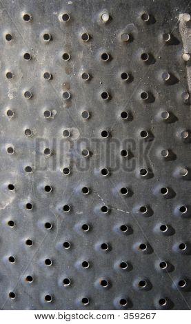 Punctured Metal