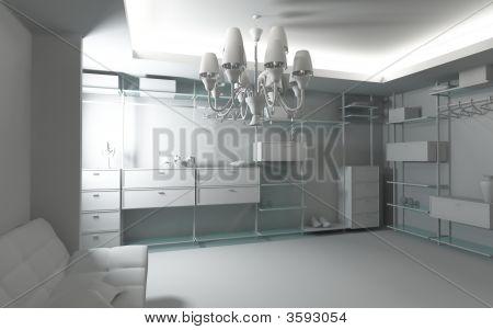 Home Wardrobe Interior