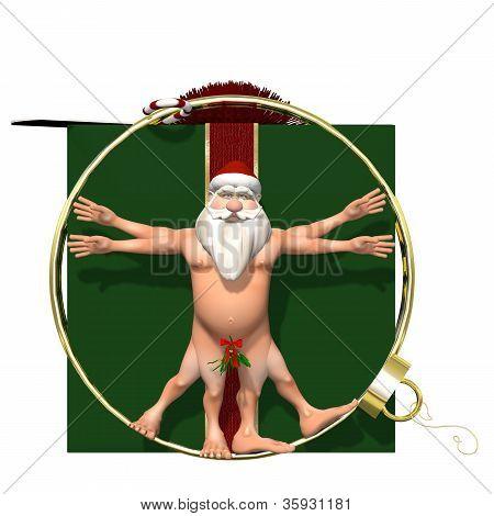 Santa Vitruvian