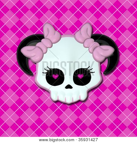 Girly Skullz