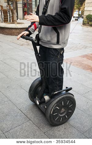 Segway Demonstration