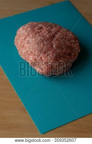 Minced Meat. Fresh Minced Meat. Raw, Meat, Beef, Food,