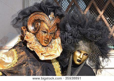 Venice Carnival Duet