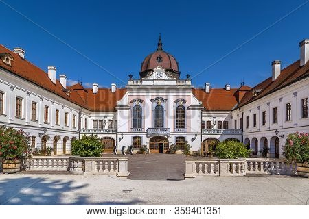 Royal Palace Of Godollo Or Grassalkovich Castle Is An Imperial And Royal Hungarian Palace Located In