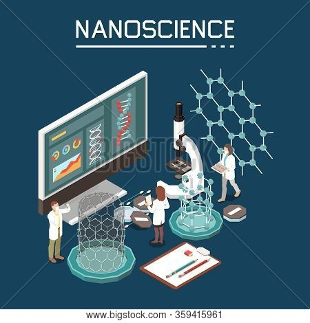 Nano Science Research Innovation Nanotechnology Composition With Organic Electronics Nano-structure