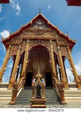 Temple Thai