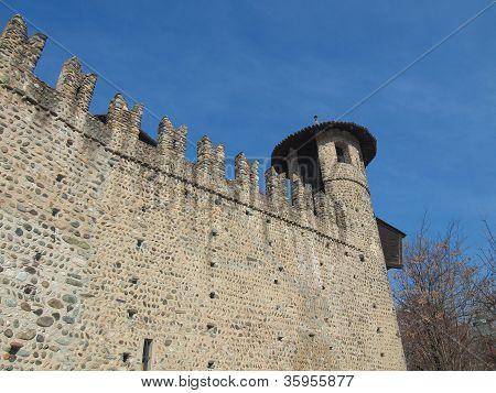 Castello Medievale, Turin, Italy
