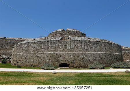 Rhodes Fort, Greece