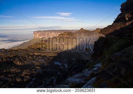 Landscape On The Top Of Mount Roraima, Venezuela