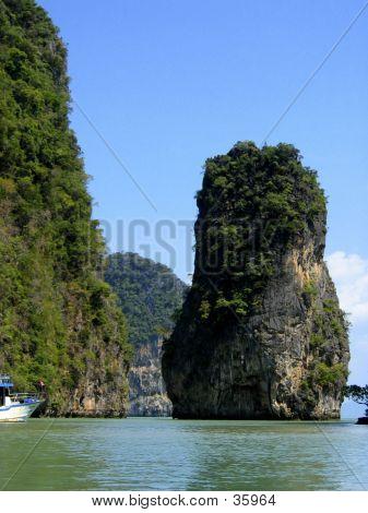 Island, Thaliand