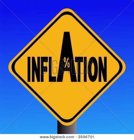 Inflation Warning Sign
