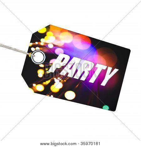 Party Label