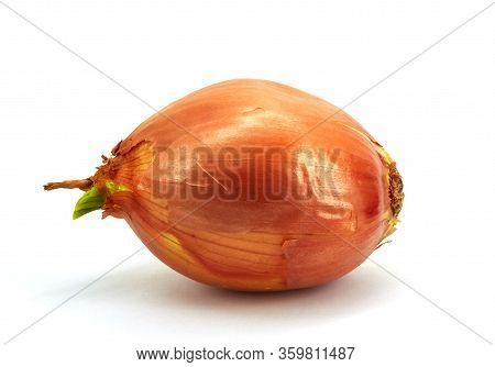 The Image Of A Natural Vitamin For Humans - Onion, Which Has The Necessary And Beneficial Vitamins T