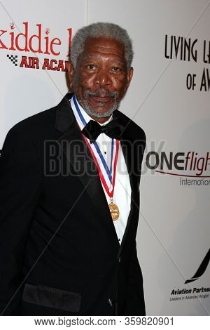 LOS ANGELES - JAN 20:  Morgan Freeman at the 9th Annual Living Legends of Aviation Awards at the Beverly Hilton Hotel on January 20, 2012 in Beverly Hills, CA12