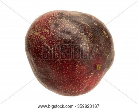 Tropical Passion Fruit Creeper Isolated Object