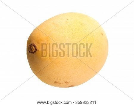 Graphic Resources: Isolated Object Fruit Of A Plant Of The Genus Mango Of The Anacardia Family
