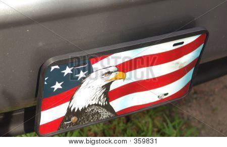 American Bumper Sticker