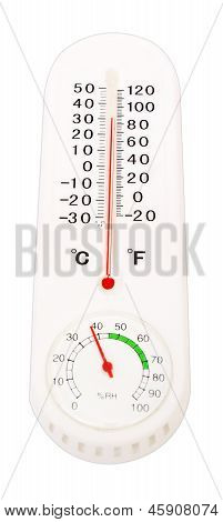Thermometr