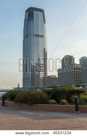 Goldman Sachs Tower In Exchange Place Jersey City Nj