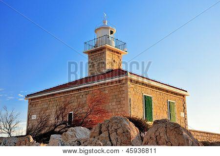 Makarska Sv. Petar Lighthouse - Dsc_4488