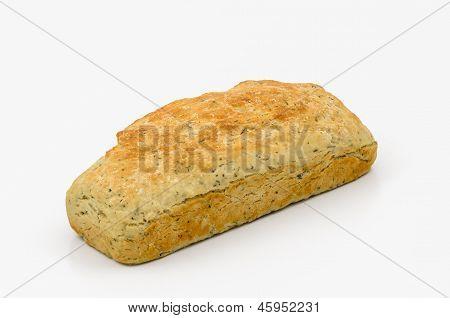 Soda Bread On White 02-angle