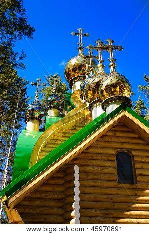 Православной церкви кресты