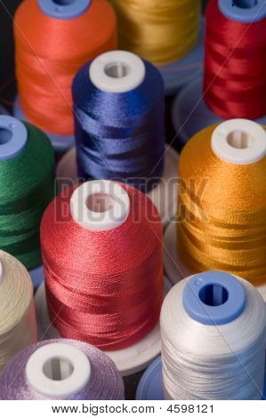 Colorful Thread Length