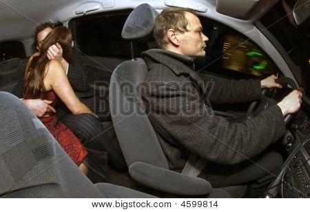 Backseat Kissing