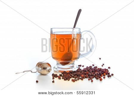 Schizandra Tea, Schisandra Chinensis