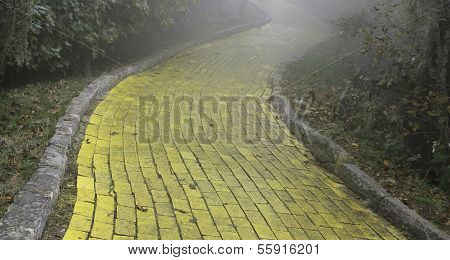 Yellow Brick Road, Beech Mountain, NC